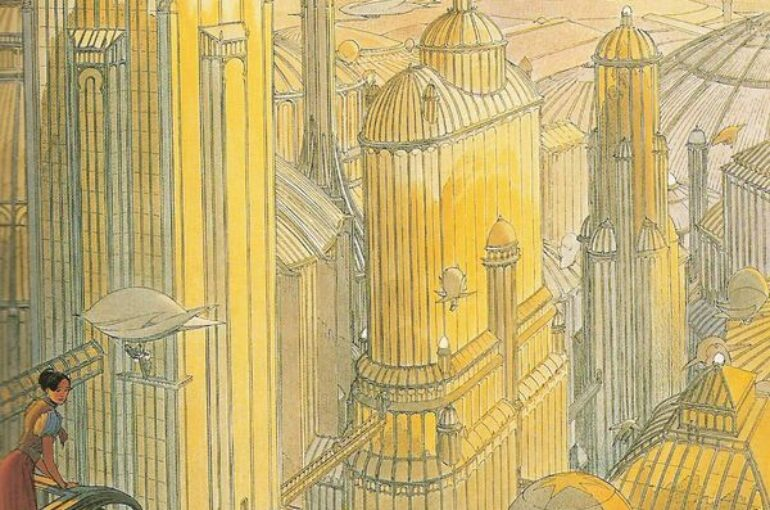 Will we live in invisible cities?