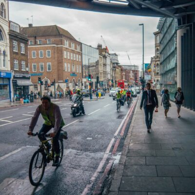 The Future of Work & Commuting: COVID and 15 Minute Cities