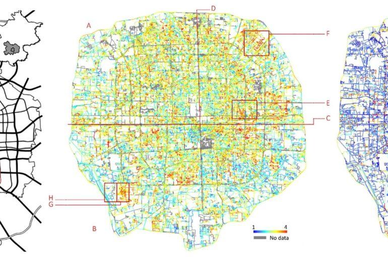 Computer Vision for Urban Regeneration